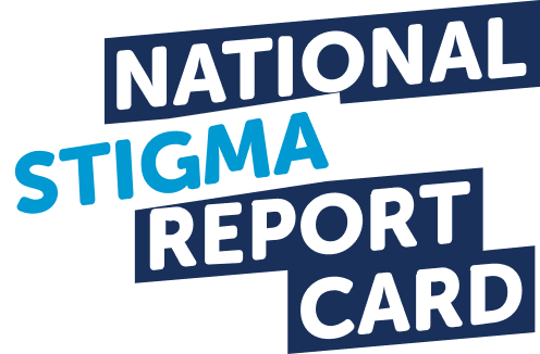 National stigma report card